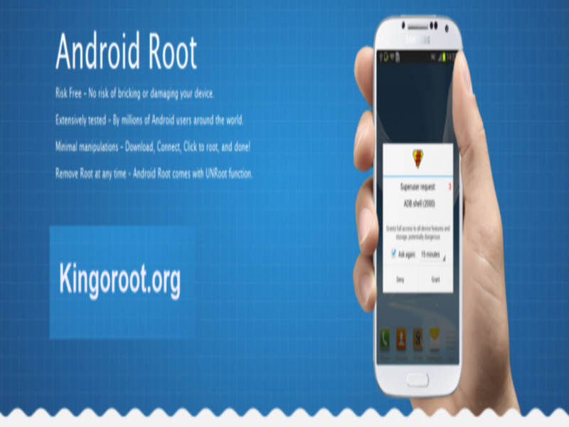 Click to view Kingo Android Root 1.2.5 screenshot